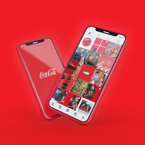 celular da coca cola